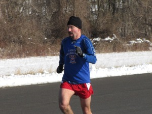 Running at the BCCR Winter Series
