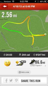 Bucks Run for Boston 2.62 Miles