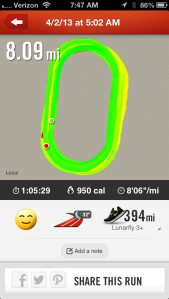 Run April 2