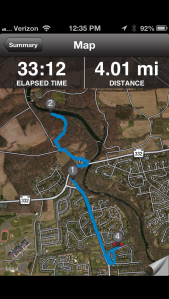 """Shake Out"" Run to Tyler and Back"