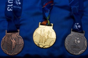 Maccabiah Medals