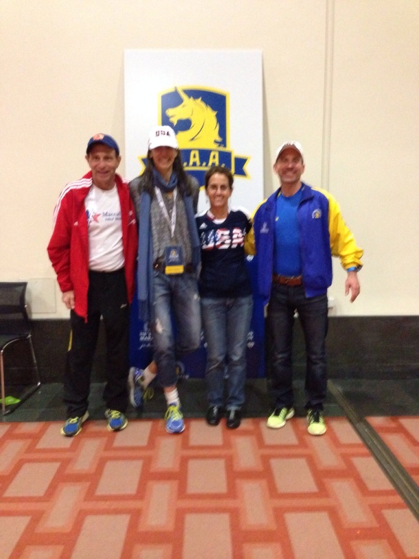 My Maccabi USA teammates!