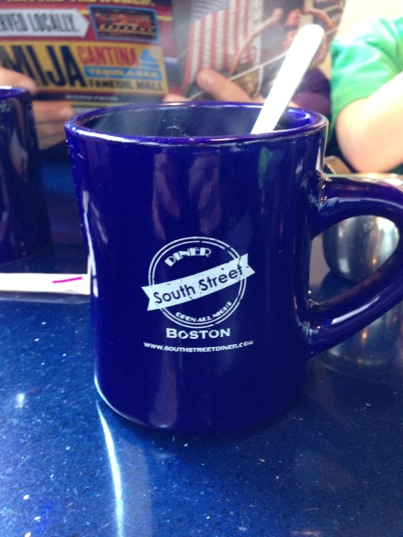 South Street Diner Coffee